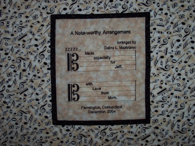 ANoteworthyArrangement_label