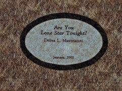 AreYouLoneStarTonight_label