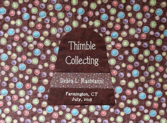 ThimbleCollecting_label